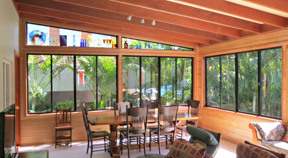 Sunroom in Noosa Heads