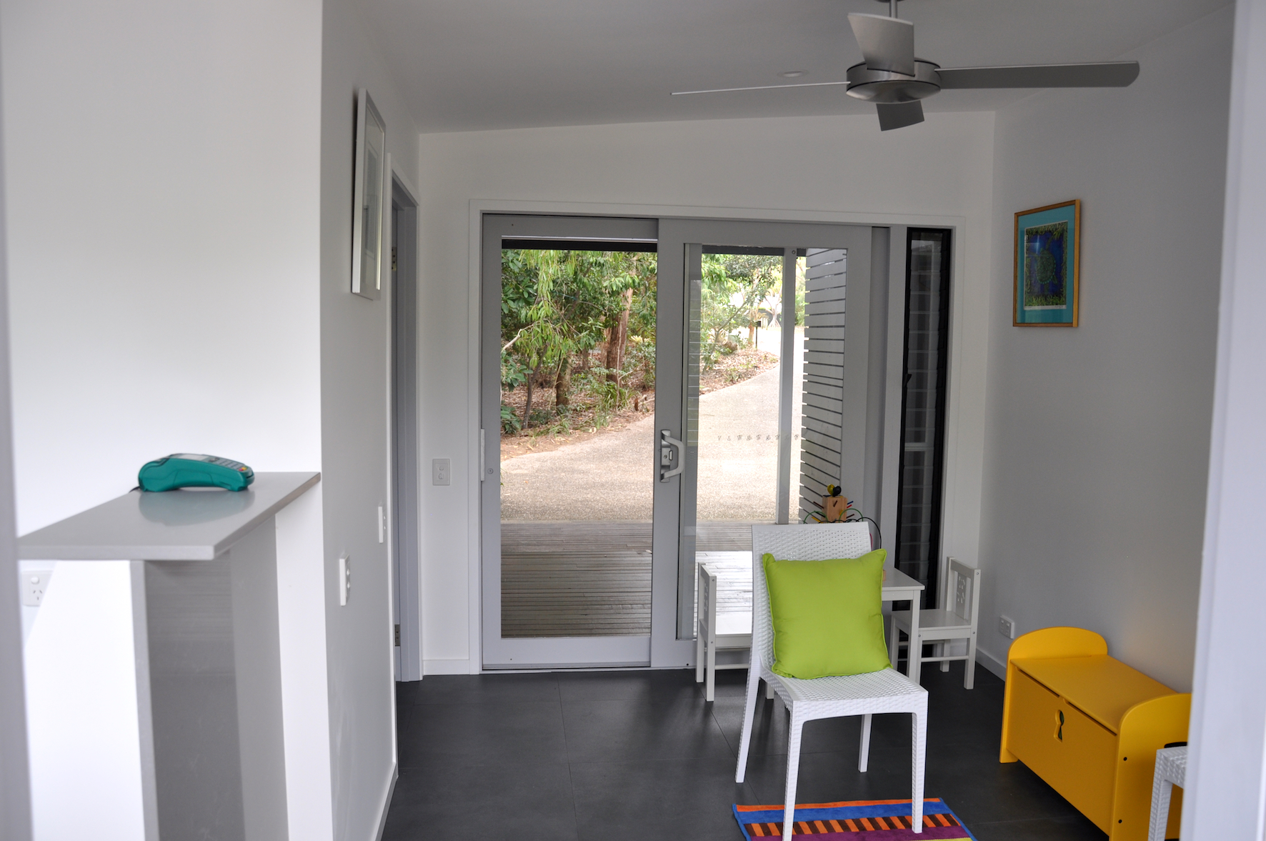 Sunshine Beach Osteopath Centre reception