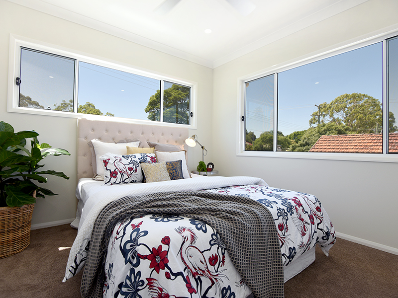 Toowoomba Twins bedroom 1