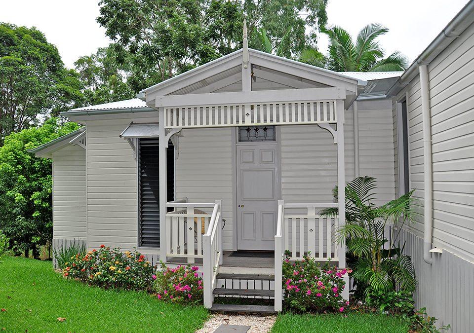 Eumundi Queenslander extension & renovation
